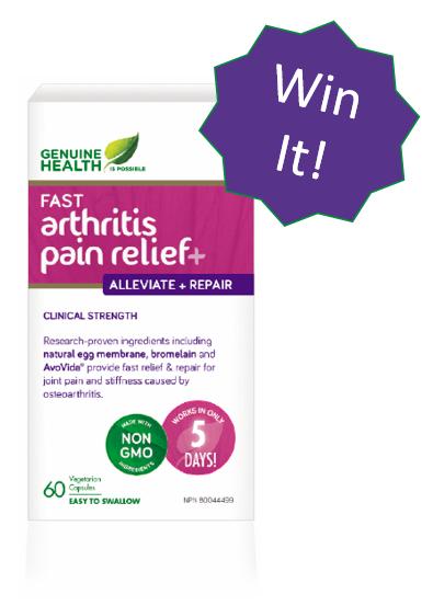 Genuine Health Arthritis