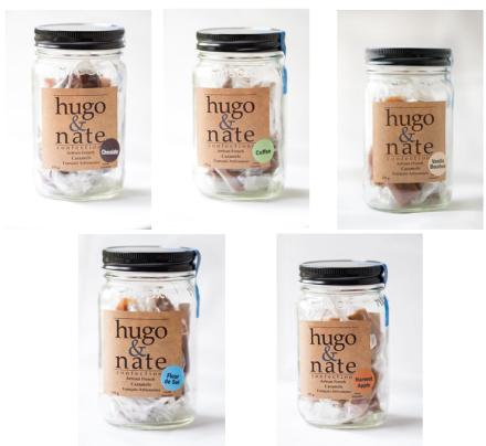 Hugo & Nate Artisan French Caramels