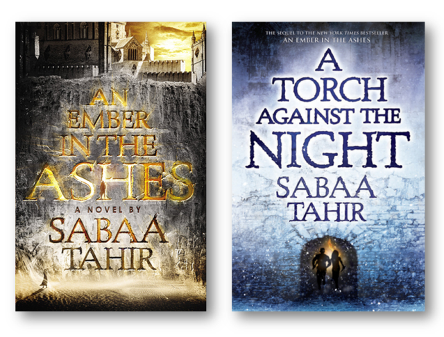 Image result for an ember in the ashes book series