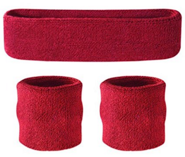 Suddora Headband and Wristbands