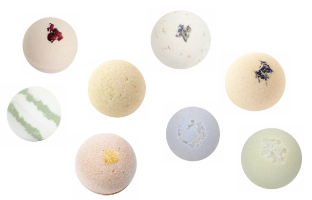 Sweetgrass Rain Bath Bombs