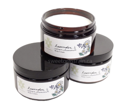 Sweetgrass Rain Body Cream