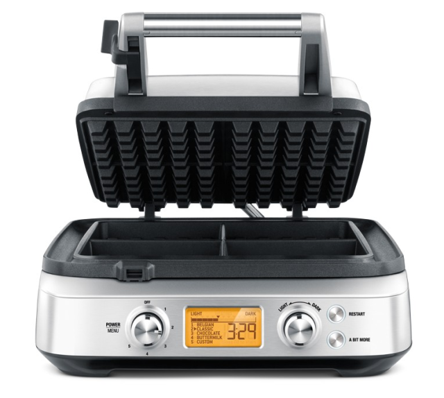 Breville Canada the Smart Waffle