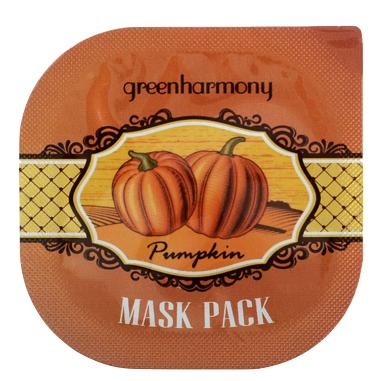 Green Harmony Pumpkin Mask Pack