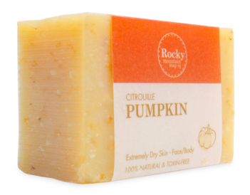 Pumpkin Soap Rocky Mountain