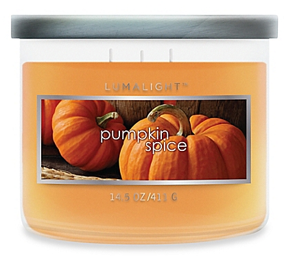 Pumpkin Spice Soy Blend Candle