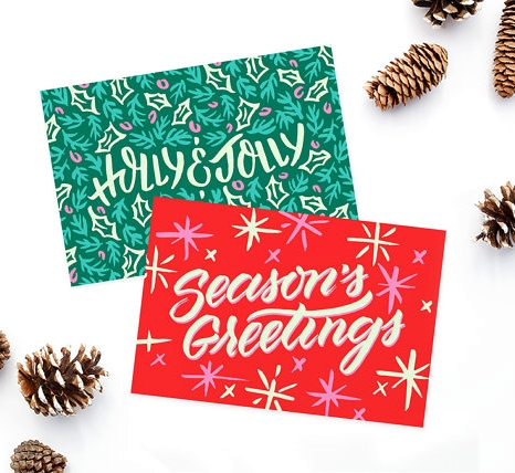festive-postcards-the-shop