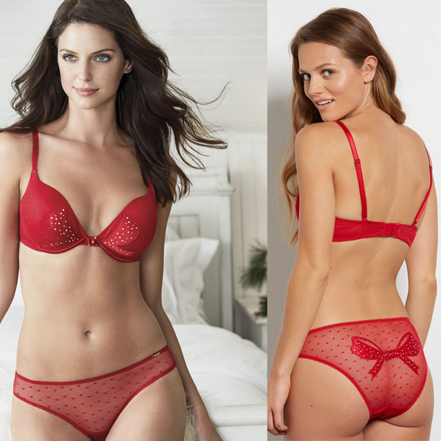 la-vie-en-rose-red-lingerie