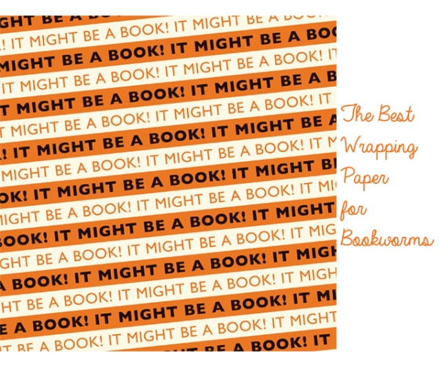 might-be-a-book-wrapping-paper