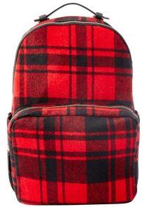 Men's Buffalo Plaid Backpack - $38.50 @ Indigo
