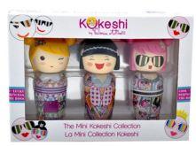 Kokeshi Set of 3 Mini Valeria Fragrances - $29.99 @ Shoppers Drug Mart