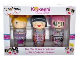 Kokeshi Set of 3 Mini Valeria Fragrances - $29.99 @ Shoppers Drug Mart