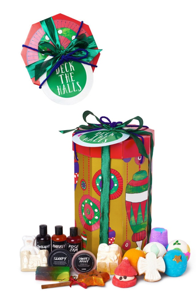 lush-wrapped-gift-deck-the-halls