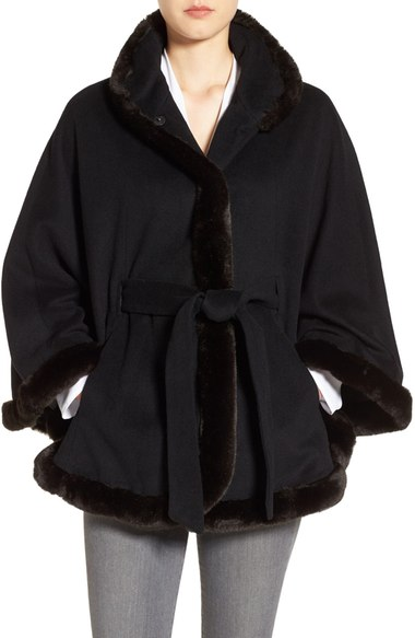 ellen-tracy-wool-blend-cape-with-faux-fur