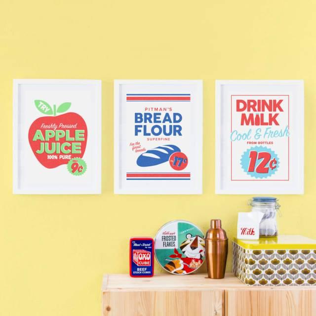 original_retro-food-kitchen-print