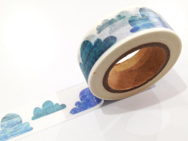 Japanese Washi Tape Rain