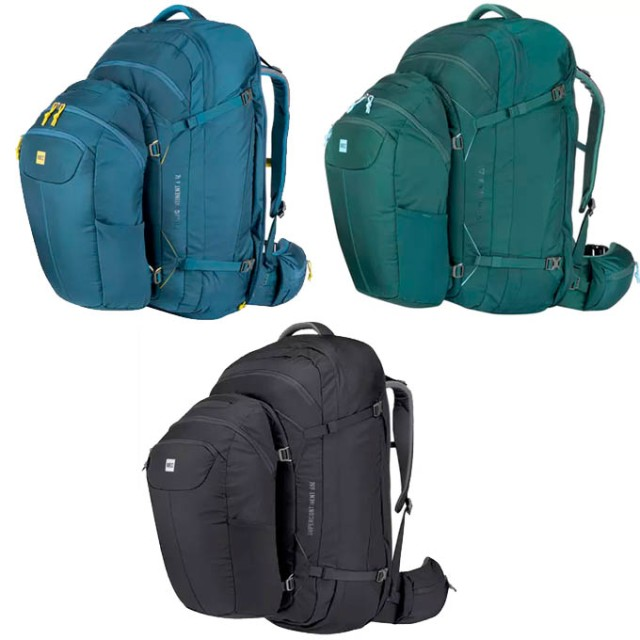 MEC Travel Pack