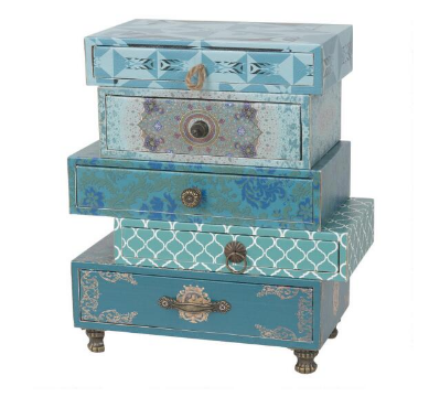 Passetto Jewelry Box