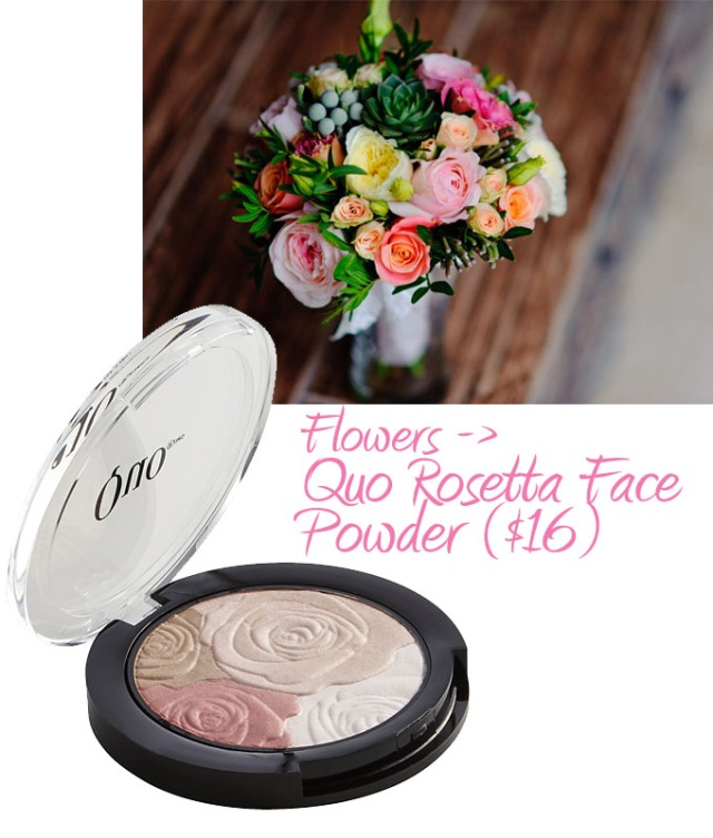 Quo Rosetta Face Powder