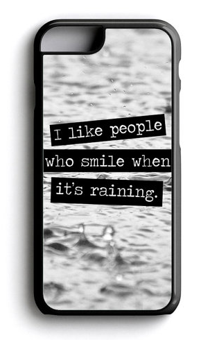 Rain Cell Phone Case