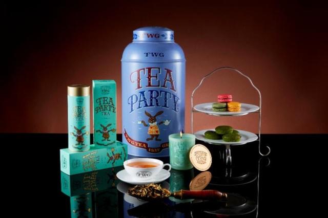 TWG Tea Party