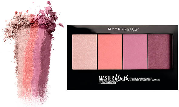 Maybelline Blush Highlight Kit