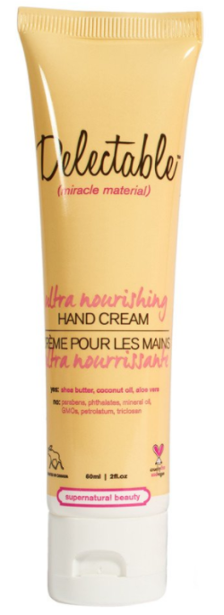 Be delectable lemon hand cream