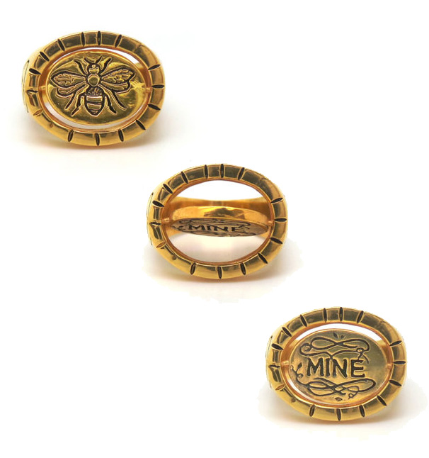 Bee Mine Ring