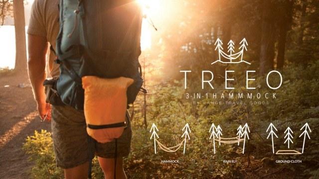 Treeo Hammock