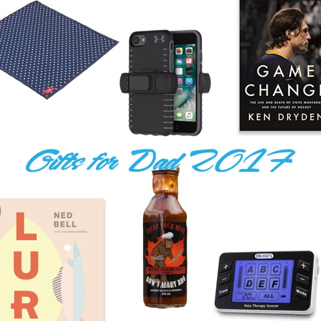 Gifts for Dad 2017