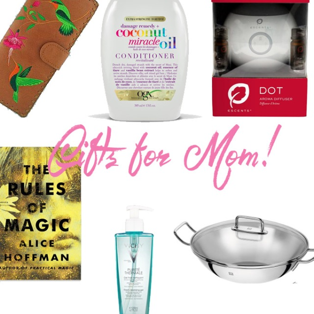 Gifts for Mom 2017