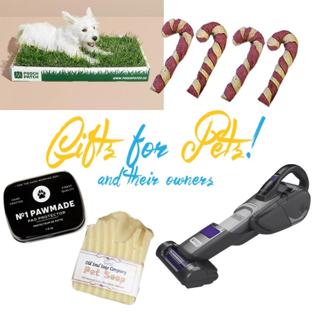 Gifts for Pets 2017