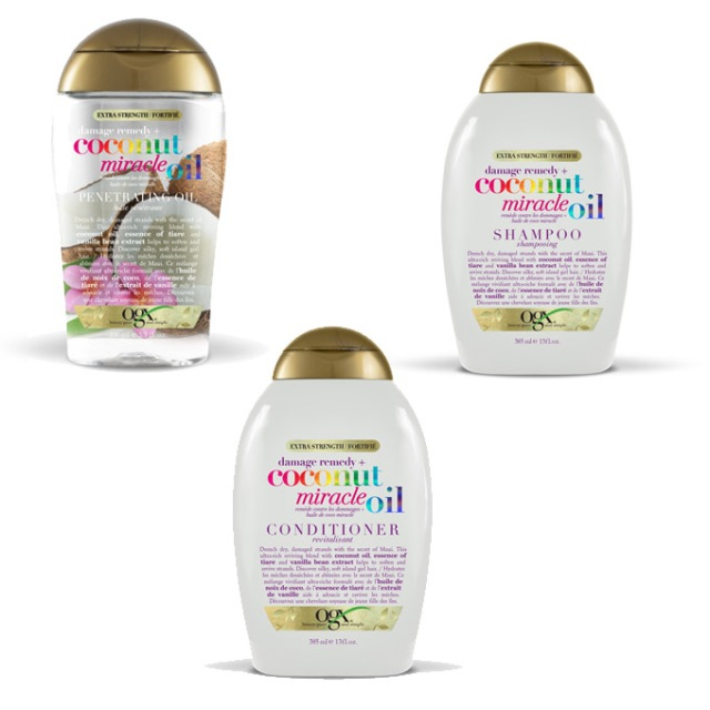 OGX Coconut Oil