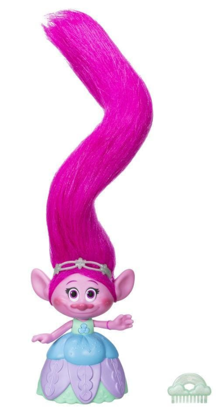 Trolls Hair Poppy