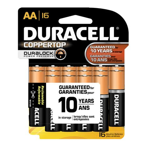 Duracell AA