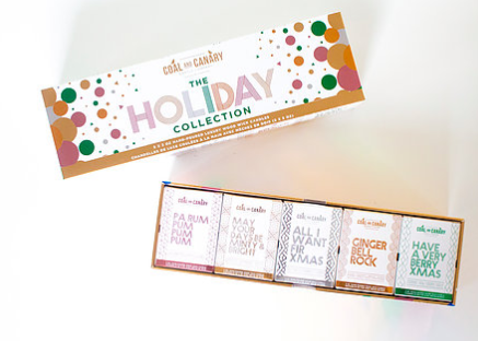 Coal and Canary Holiday Box Set