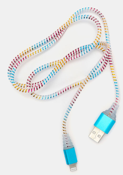 Metallic USB Cable